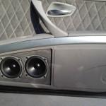 Side door speakers